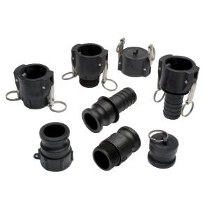 Camlock Fittings (Polypropylene)